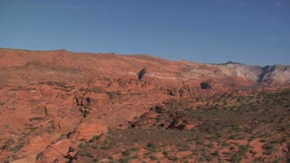 Orange and Green Canyon 2