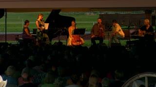 Outdoor Concert Musicians