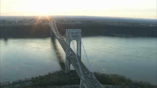 Outgoing View of George Washington Bridge 2