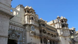 Outside of Udaipur Palace 4