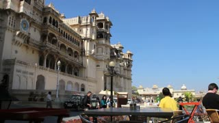 Outside of Udaipur Palace 8