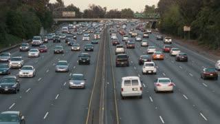 Pacing LA Traffic