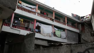 Pan Across Nice Apartments In Port-au-prince Haiti