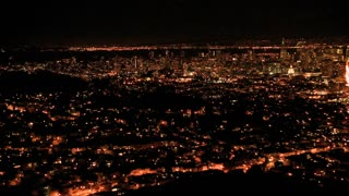 Pan Around San Francisco Bay Timelapse