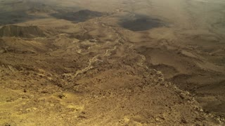 Pan Of Dry Desert