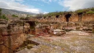 Pan of Stone Ruins