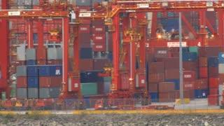 Pan Of Vancouver Shipyard