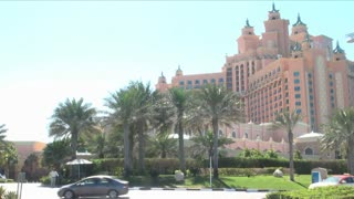 Pan To Atlantis The Palm Luxury Hotel