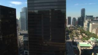 Pan Vancouver Skyline