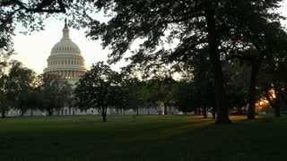 Park View of Nations Capitol Building