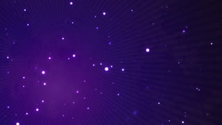 Particle Grunge Purple