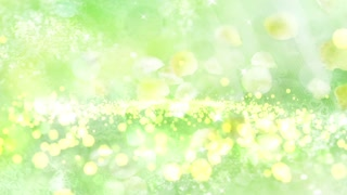 Particle Light Flower Background 01