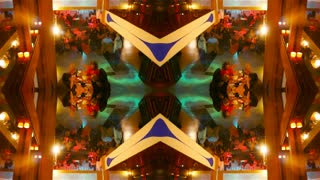 Party Mirror Abstract