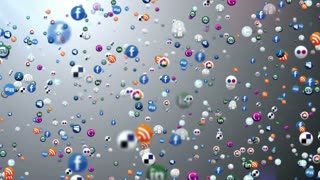 Passing Social Media Logos