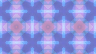 Pastel Kaleidoscope Motion Background