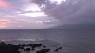 Pastel Sunset Panning