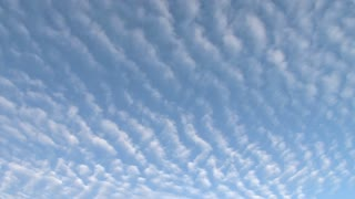 Pattern Clouds Pan