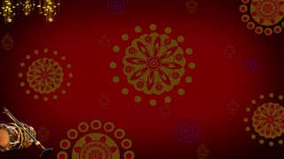 Pattern Religious Background 01