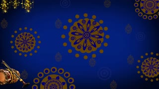 Pattern Religious Background 02