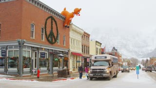 Peace Wreath on Telluride Store