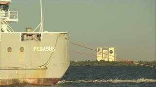 Pegasus Barge