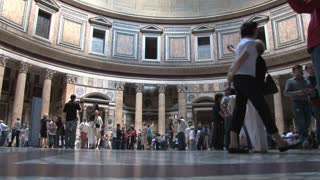 People Inside St. Peters Basilica