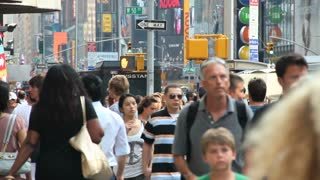 People Walking in NYC 5