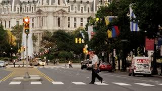 Philadelphia Crosswalk