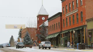 Picturesque Telluride Street
