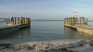 Pier Boat Timelapse