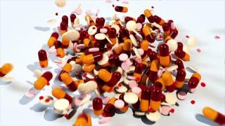Pill Explosion