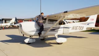 Pilot Takeoff Checklist