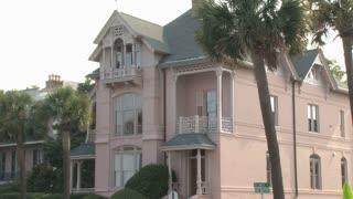 Pink Charleston Home 2