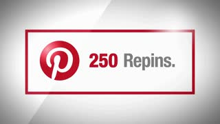 Pinterest Repin Counter