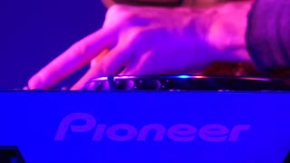 Pioneer Logo On Dj Equipment