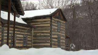 Pioneer Village Snow