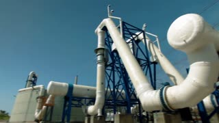 Pipes at Ashkelon Seawater Reverse Osmosis Plant 3