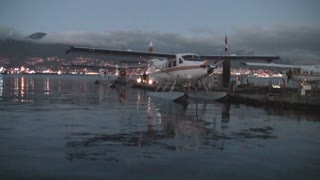 Plane Idle in Vancouver Bay