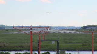 Planes Landing and Taking Off at Reagan National Airport