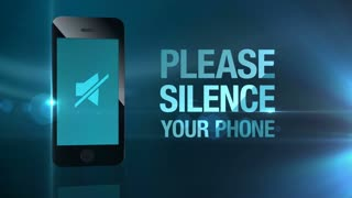 Please Silence Your Phone Dark Version