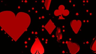 Poker Night On Black