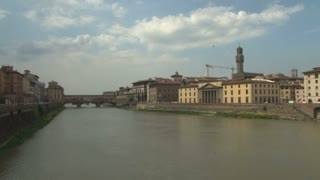 Ponte Vecchio and the Arno River 3