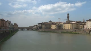 Ponte Vecchio and the Arno River 4