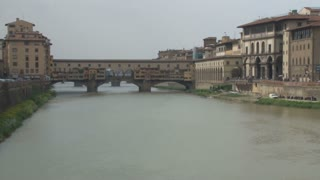 Ponte Vecchio - the Medici bridge