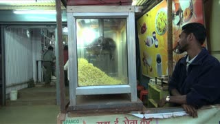Popcorn At India Market