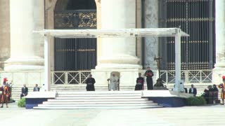 Pope in St. Peters Square 4
