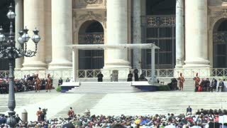 Pope in St. Peters Square 5