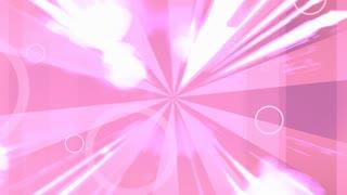 Popping Pinwheel Pink
