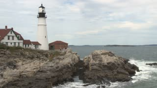 Portland Head Light lighthouse in Maine 14