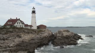 Portland Head Light lighthouse in Maine 4